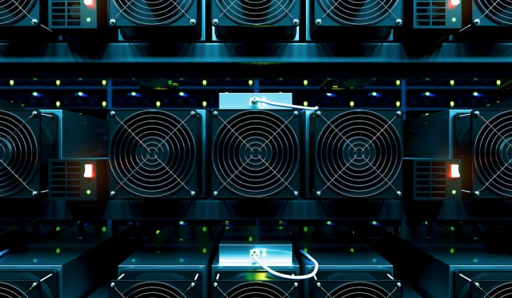 Tomkinson Heating Bitcoin Mining